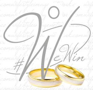 #weWiN - instagram, facebook, twitter